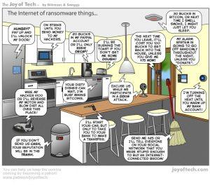 Internet of Evil Things
