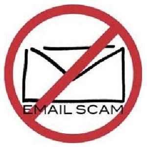 E-Mail Scam