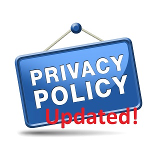Privacy Policy updated