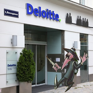 deloitte breach