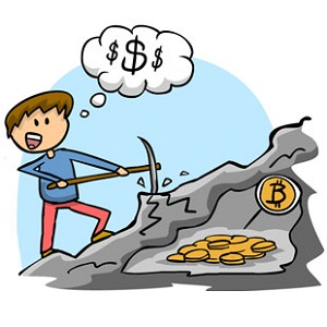 generate money by cryptomining