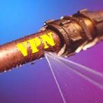 VPN leak