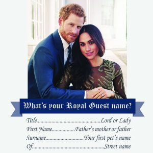 What is your Royal Guest Name
