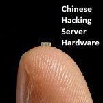 Chinese hacking server hardware