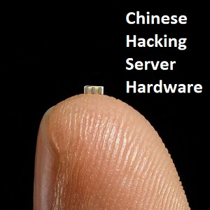 Chinese hacking server hardware