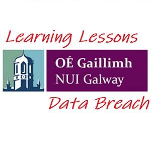nui galway data breach