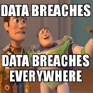 data breaches everywhere