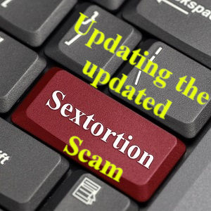 sextortion scam updated