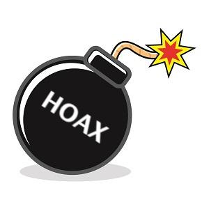 hoax bomb