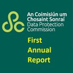 first annual report